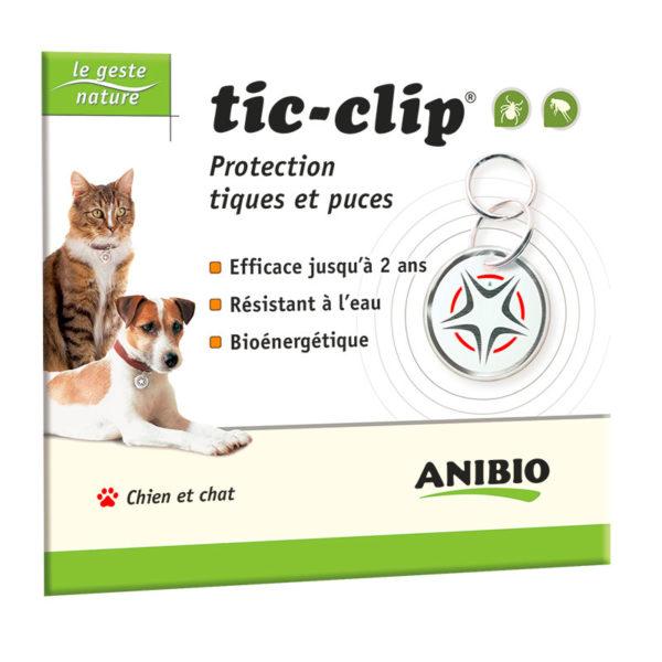 tic-clip : Protection tiques et puces