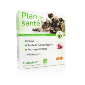 Plan de santé : Cure de remise en forme pour les animaux