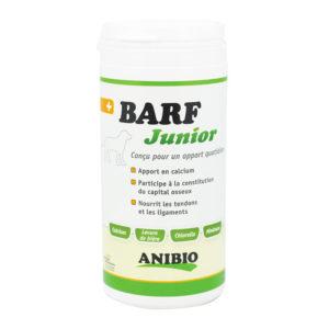 BARF Junior : compléments alimentaires vitamines minéraux pour croissance chien chaton - Anibio