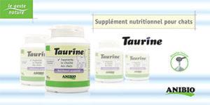 Télécharge la brochure Taurine
