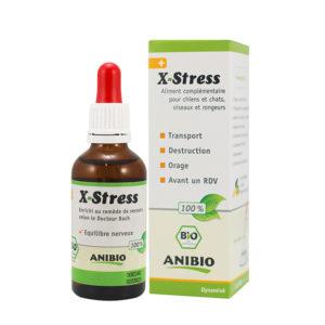 X-Stress : équilibre nerveux pour les animaux - Anibio