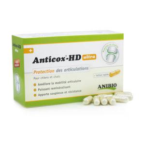 Anticox® HD Ultra : Protection naturelle des articulations pour chiens et chats - Anibio