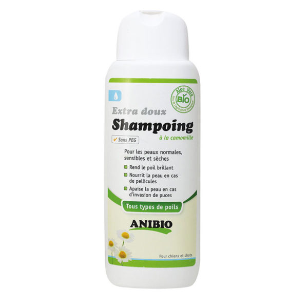 Shampoing Anibio 250 ml