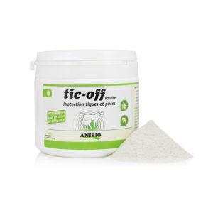 Tic-off® 320 g : Protection contre les tiques pour chien et chat