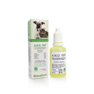 A.N.D 107 Equilibre transit intestinal - Bionature