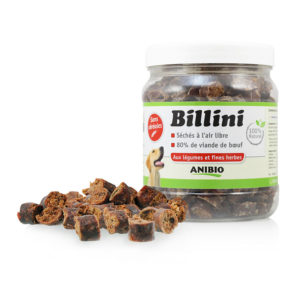 Billini 400 g avec friandises