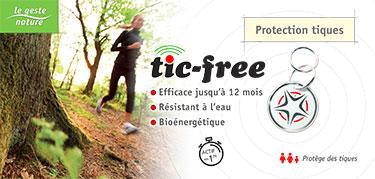 Fiche sur l'utilisation du tic-free