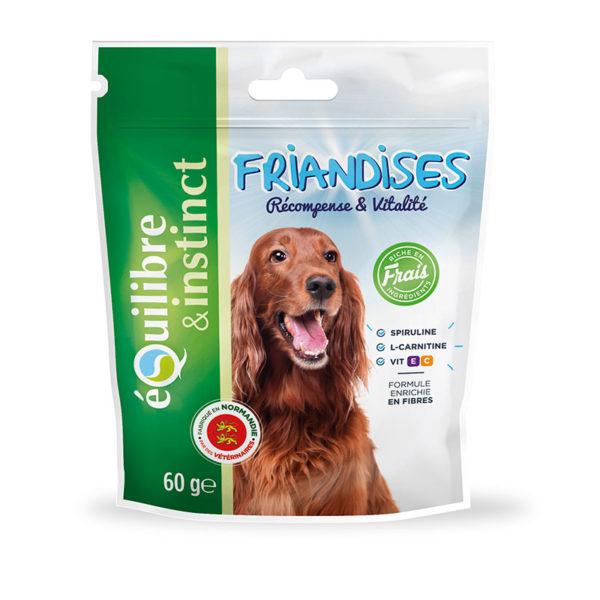 Friandises pour chiens - Equilibre & Instinct
