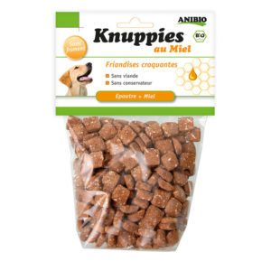 Knuppies Miel