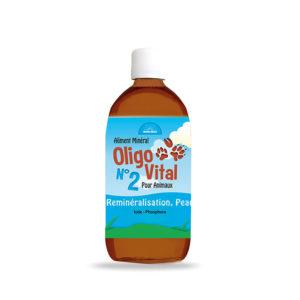 Oligo Vital Reminéralisation - Peau - 200 ml