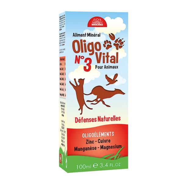 Oligo Vital Défenses Naturelles 100ml