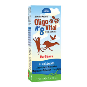 Oligo Vital N°8 Etat Général 100ml
